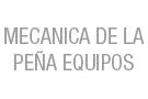 MECÁNICA DE LA PEÑA EQUIPOS,SL
