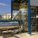Vista Planta de Fusión de Sales de 30 Tons/hora